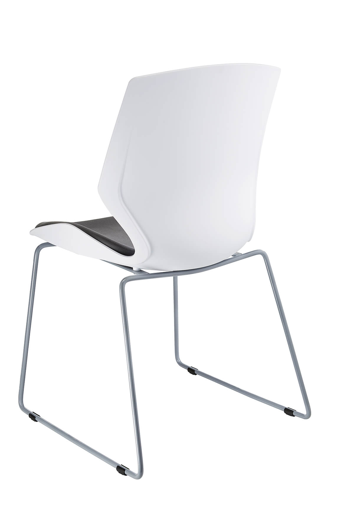 Lounge Chair Vesuri - arctic white / stone grey