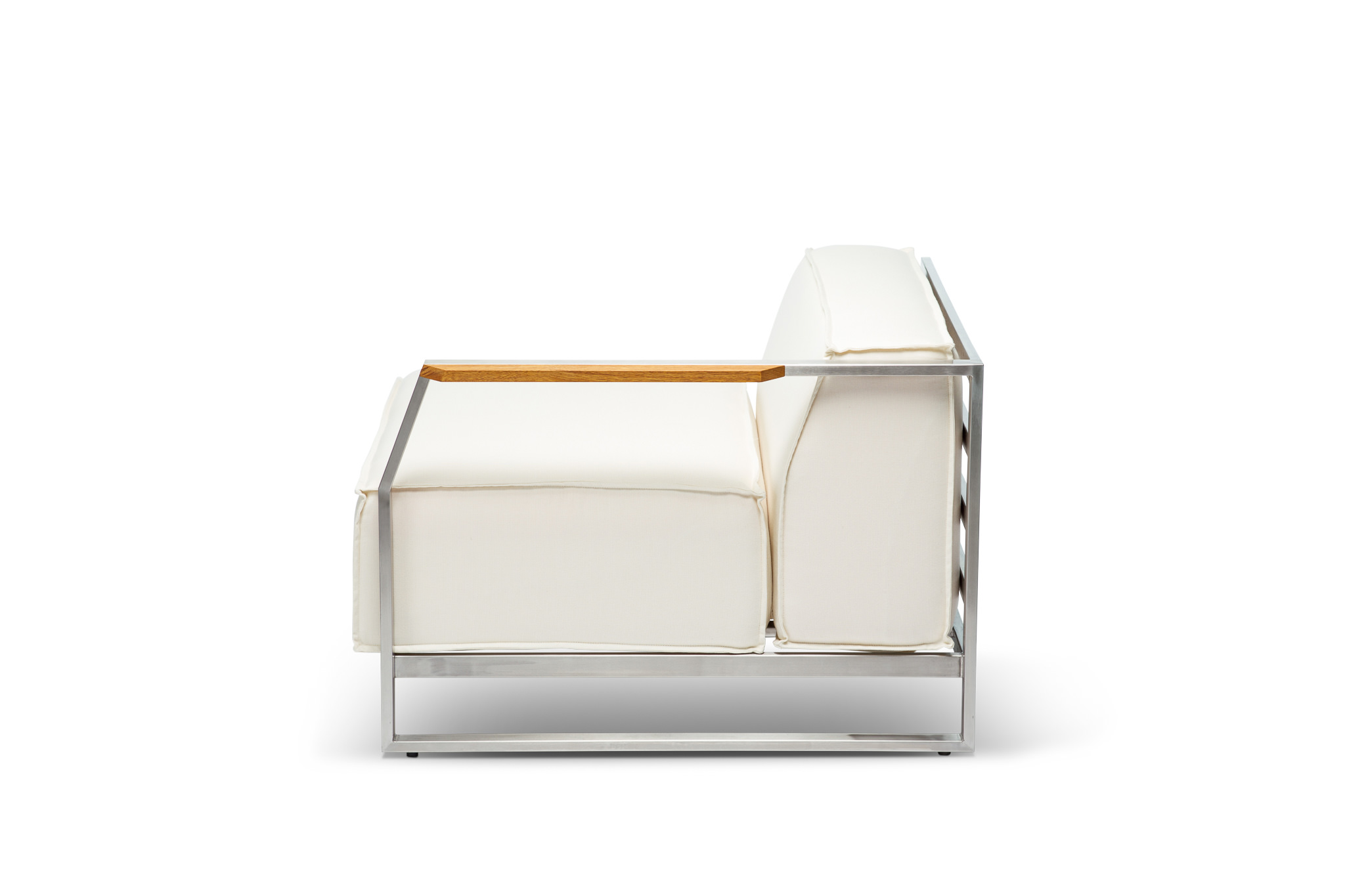 Lounge Vesuri, Seitenteil Links